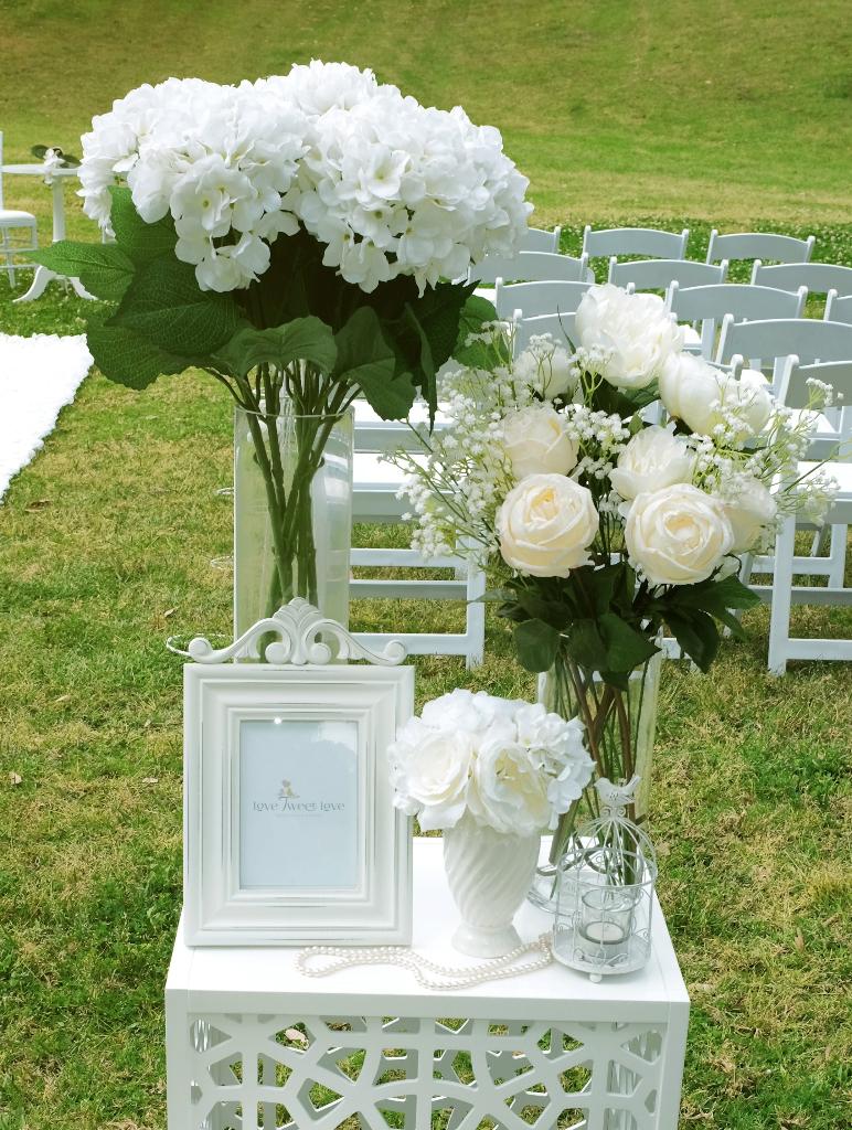 Artificial Flowers Flower Balls Love Tweet Love